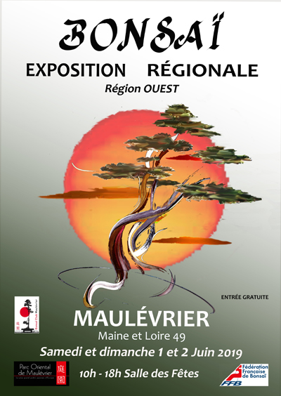 AFFICHE EXPO REGIONALE 2019